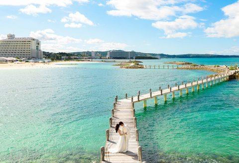 アートグレイス オーシャンフロントガーデンチャペル 沖縄