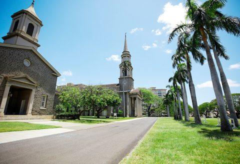 セントラル・ユニオン教会 大聖堂